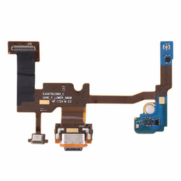 Charging Connector Types Australia - USB Charging Port Dock Flex Cable Board With Mic For Google Pixel 2 XL Type C Charger System Connector Board Cable Parts Replacement