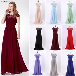 Evening Dresses Fashion Ever Pretty Purple EP09993 Chiffon Open Back  Elegant Long 2018 High Quality Formal Occasion Party Gowns C18110601 e261d3ec7015