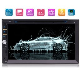 Chinese  Eincar Multimedia Car Radio Audio Double Din 7'' Touch Screen Bluetooth Car dvd Stereo 3 UI Optional RDS FM AM 1080P Video Play manufacturers