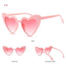 $enCountryForm.capitalKeyWord NZ - Heart Sunglasses Women Hot designer Cat Eye Sun Glasses Retro Love Heart Shaped Glasses Ladies Shopping Sunglass UV400