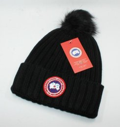 Cashmere beanies online shopping - New Winter Hat for Women Men Pompom Cap pom pom Beanie womens mens Warm Knitted Fur beanies Boy Girl Bobble hats ladies Adult caps