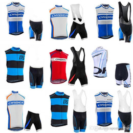 dc07245c1 ORBEA team Cycling Sleeveless jersey Vest (bib)shorts sets Hot Sale Bicycle  racing suit mountain bike road bike set c2309