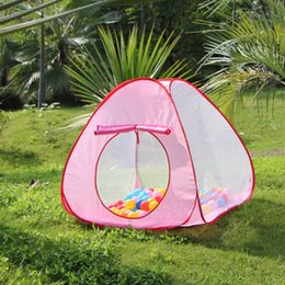 New Lovely Baby Play Tent Child Kids Indoor Outdoor House Large Portable Ocean Balls Great Gift Games Playing Tent without Ball & Lovely Tent NZ | Buy New Lovely Tent Online from Best Sellers ...