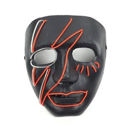 $enCountryForm.capitalKeyWord UK - Full Face Devil Scary Face Mask Cosplay Plastic Mask Horror Masquerade Adult Ghost Halloween Theater Props Party Decoration