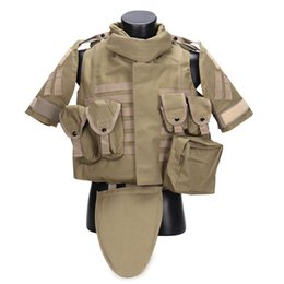 Discount army combat vest - Tactical Vest Camouflage Army Combat Vest For Men Hunting War Game Outdoor Sport Magazine Pouch
