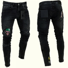 4c4b2566e79 Fashion Little Feet Zipper Jeans Men 2018 Hot New Stretch Skinny Jeans  Youth Denim Pants Casual Party Night Jeans