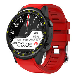 smart watch phone android sim Australia - SOVO SG46 Sport Smart Watch with GPS Camera Support Stopwatch Bluetooth Smartwatch SIM Card Wristwatch for Android & IOS Phone