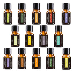 online shopping 100 Therapeutic Grade Pure Essential Oil Top ML Massage Essential Oil Set