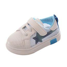 $enCountryForm.capitalKeyWord NZ - 2018 ARLONEET Toddler Kids Sport Hollow Baby Shoes Boys Girls Soft Soled Star Shoes Sneakers Soft Handmade Baby First Walk