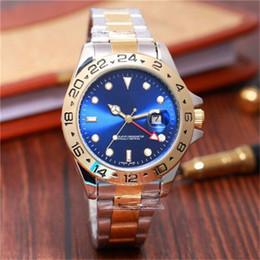 Big Purple Watches Australia - Relogio Masculino 44mm Big Dial Watch Men Casual Brand Wristwatches New Digital Bezel Luxury Mens Gold Watches High Quality Quartz Clock Tag