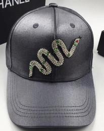 Discount new styles man long cap - New style Long brim Golf Baseball Caps Classic Embroidery Hip Hop Rhinestones Snag Hats for Men Women Adjustable Gorras