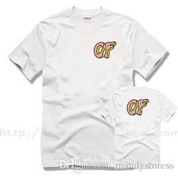 T-shirt da uomo casual moda strana futuro cotone nero hip hop magliette Top tee donna uomo vestiti unisex XS-2XL spedizione gratuita in Offerta