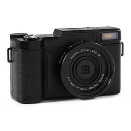 Professional Dslr Cameras NZ - 24MP HD Half-DSLR Professional Digital Cameras with 4x Telephoto Fisheye & Wide Angle Lens Camera Macro HD Camera MOQ:1PCS