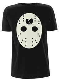 $enCountryForm.capitalKeyWord NZ - Wu-Tang Clan 'White Mask' T-Shirt - NEW & OFFICIAL!