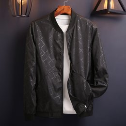 Slim Black Men Models NZ - Thin section collar jacket men Slim Korean version of the trend of mens casual solid color coat explosion models