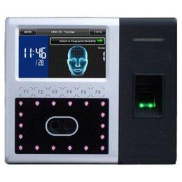 Zksoftware iFace302 биометрическая идентификация время посещаемость face reader палец