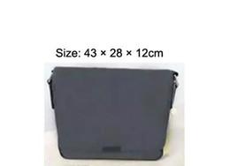 Ingrosso DISTRICT PM High-end qualità nuovo arrivo famoso marchio classico designer moda uomo messenger borse cross body bag sacchetto di scuola bookbag a tracolla