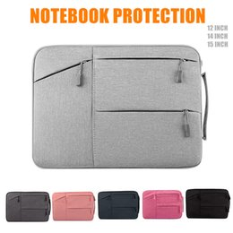 Waterproof laptop china For Sale - DLIVE Waterproof Fabric Laptop Sleeve Case Bag Notebook Bag Case For Apple MacBook Pro Inch for pad and notebook