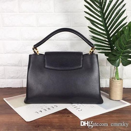 $enCountryForm.capitalKeyWord NZ - New Fashion Women Bag Luxury Real Leather's Handbags Top Designer Brand Top Handles Messenger Bag Totes Genuine Leather Handbag