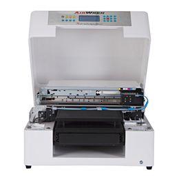 $enCountryForm.capitalKeyWord Canada - 2016 new product high quality digital label inkjet logo flatbed Halloween Costume printing machine for AR-T500 hot sale