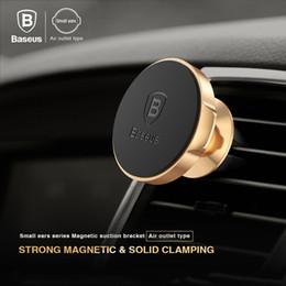 $enCountryForm.capitalKeyWord Canada - Baseus Magnetic Car Holder 360 Degree Air Vent Mount Mobile Phone Holder for iPhone Samsung S9 S8 GPS Car Bracket Holder Stand