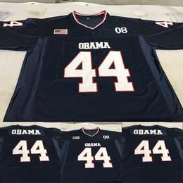 0a14e845721 Pittsburgh Steelers Jerseys Canada - Mens USA Jersey 44 Barack Obama  Commemorative Edition 100% Stitched