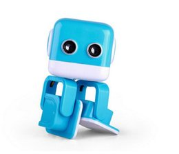 China New Year Gift RC Cubee Robot F9 Smart intelligent Dance Robot toy Electronic Walking Toys App control Robot Gift For Kids Education Toy suppliers
