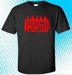 Black Blocks Canada - Hot Sale FasNew NEW KIDS ON THE BLOCK NKOTB Boy Legend Men's Black T-Shirt Size S - 3XL Printed t shirt Men t shirt Casual Tops
