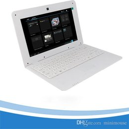 manufacturer laptop 2018 - 10inch Laptop computer 1G+16G ultra thin fashionable style Notebook PC professional manufacturer discount manufacturer l