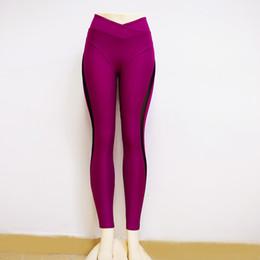 3f82dcd412470 European beauty yoga pants high elastic high waist yoga leggings female  fitness sports leggings ladies fitness running tights