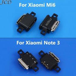mini usb female socket 2019 - JCD 2pcs lot Mini micro USB Jack Connector Socket plug dock 5pin female parts For Xiaomi Note 3 Note3 6 mi6 mi 6 Chargin