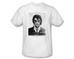 5ca4eeb92 Prints Mugs UK - Elvis Presley Framed Mug Shot Licensed Adult T Shirt  jurney Print t