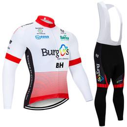 UCI 2018 pro team BH Winter thermal fleece Cycling JERSEY 9D gel pad bib  pants set Ropa Ciclismo invierno bicycle MTB bike clothing b4b8ab2cd