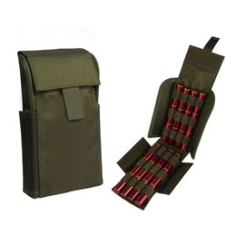 Round magazine online shopping - Round Reload G Ammo Holder Tactical Shotgun Sling Molle Magazine Pouch AU