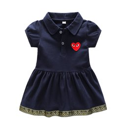 725ee0f02 Ropa de bebé infantil de verano recién nacido bebé tutú vestido de princesa  vestidos de fiesta para niñas vestido de ropa de manga corta niños arropan