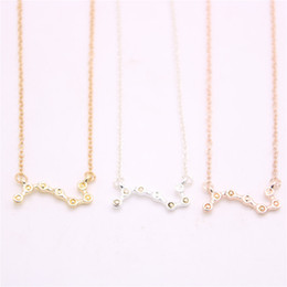 Discount coaster for plate - Twisted Lines with circle Pendant necklace Roller coaster element pendant necklace designed for women Retail and wholesa
