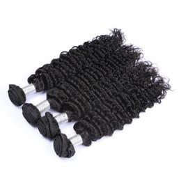 $enCountryForm.capitalKeyWord Australia - Peruvian Deep Wave 3 4 Bundles 9A Malaysian Indian Cambodian Virgin Deep Wave Human Hair Extensions Brazilian Deep Wave Curly Hair Weaves