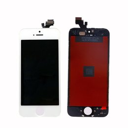 $enCountryForm.capitalKeyWord NZ - Iphone 5C LCD Tianma Display Digitizer Touch Module, Phone Screen Full Assembly Set No Dead Pixels Grade DHL Free Shipping