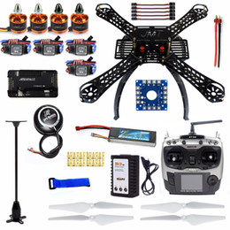 $enCountryForm.capitalKeyWord Canada - F14893-M DIY RC Drone Quadrocopter Full Set X4M380L Frame Kit APM 2.8 GPS AT9S Transmitter Receiver