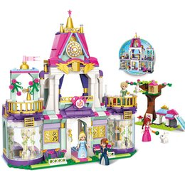 Toy Building Bricks Brands NZ - 11.11 Bricks Building Block City Royal College Educational Bricks Compatible With Brand Gifts Toy For Kids Children