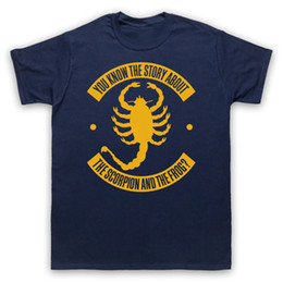 Details Zu Drive Film The Story About The Scorpion Unofficial T Shirt Adults Kids Sizes Funny Free Shipping Unisex Casual Gift