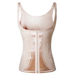 9defde2fc2 Plus Size Body Shaper For Women Slimming sheath belly Tummy Control Slim  Shaper Belt Shapewear Waist trainer Corset Cincher