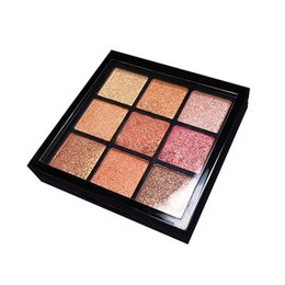 $enCountryForm.capitalKeyWord UK - Matte Shimmer Shining Eyeshadow Palette Nude Makeup Glitter Pigment Smoky Eye Shadow Powder Waterproof Cosmetic Kit