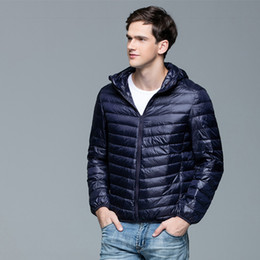 56060bda9 Korean men s winter jacKets online shopping - Korean Edition Luxury Brand Winter  Jacket Men Ultralight