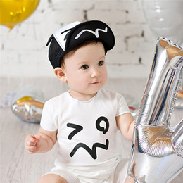 Wholesale Soft Brim Kids Hats Summer Sun Hats Children s Baby Baseball Beret Caps Cute Boy Girl for Y Baby