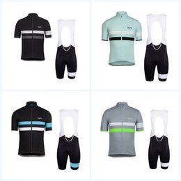 Mountain Men clothing online shopping - Perspiration Team Cycling Jersey Set Outdoor Mountain Short Sleeves Creative Sport For Men Women Absorption Colorful Bicycle Clothes la jj