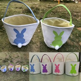 Easter bunny ear basket nz buy new easter bunny ear basket ins new burlap easter bunny baskets diy rabbit bags bunny storage jute rabbit ears basket easter gifts put easter eggs storage bag negle Images