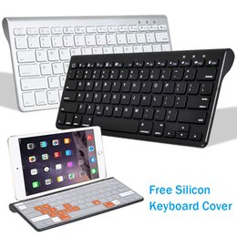 Discount windows 8 tablet - Mini Bluetooth Keyboard for Phone iPad 2017 for Smart TV Wireless Keyboard Android Tablet IOS Windows 7 8 10