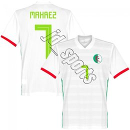 soccer jerseys team kits 2019 - 2018 World Cup Algeria National Team Adults  Jerseys Futbol Camisa 166a08ead