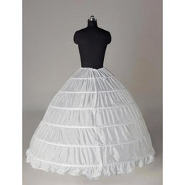 Gauze balls online shopping - Hoops Bridal Wedding Petticoat Marriage Gauze Skirt Crinoline Underskirt Wedding Accessories Jupon Mariage